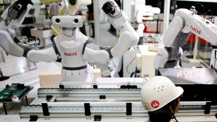 Первая в мире робоферма вырастила урожай без участия людей
