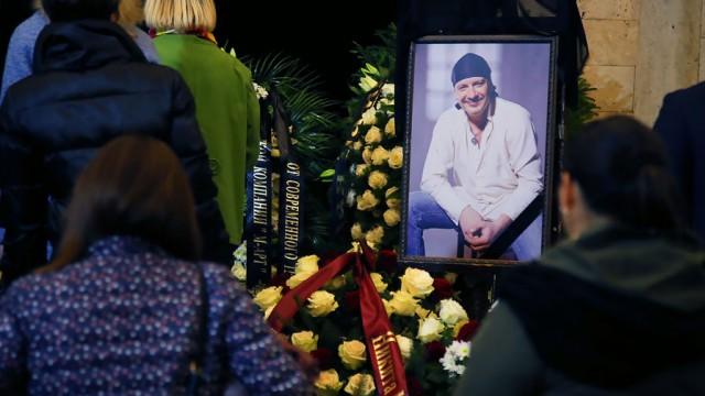 «Дима умер не просто так!»: Экс-жена Марьянова винит украинку в убийстве актера