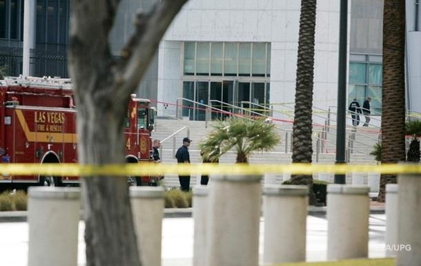 Стрелявший в Лас-Вегасе покончил с собой