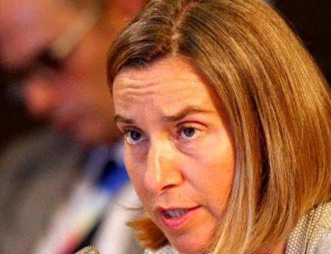 Могерини: В русскоязычных СМИ нашли три тысячи случаев дезинформации