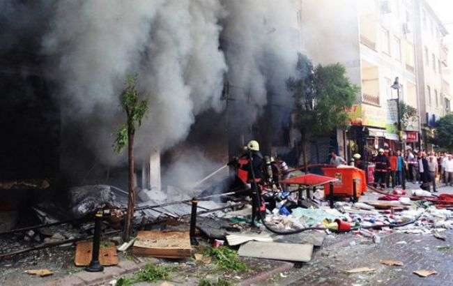 Срочная новость!  Новый теракт в кафе забрал 11 жизней