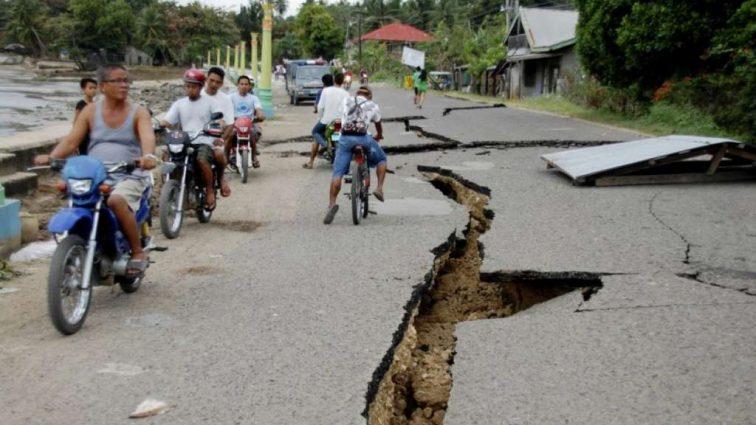 Срочно! На Филиппинах произошло мощное землетрясение