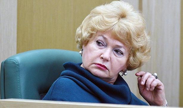 Мать Ксении Собчак прокомментировала выдвижение дочери