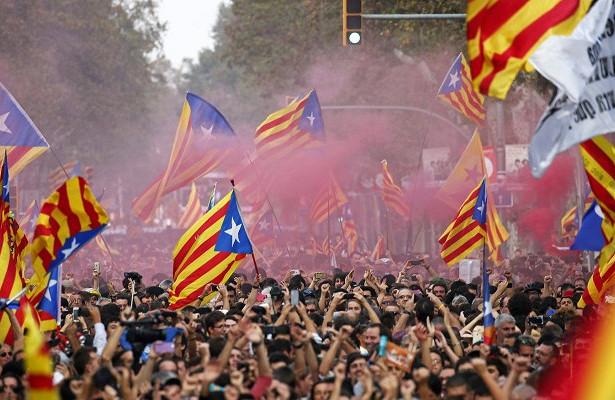 Все подробности того, что происходит в Каталонии