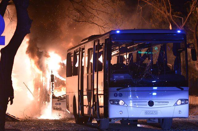 В Кабуле 15 кадетов погибли в результате теракта