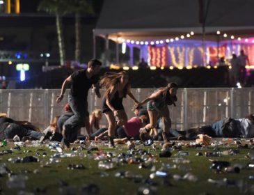 Теракт в Вегасе: в машине стрелка нашли взрывчатку