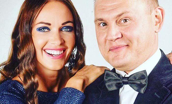 Жена Меньщикова благодарит мужа за прожитые годы