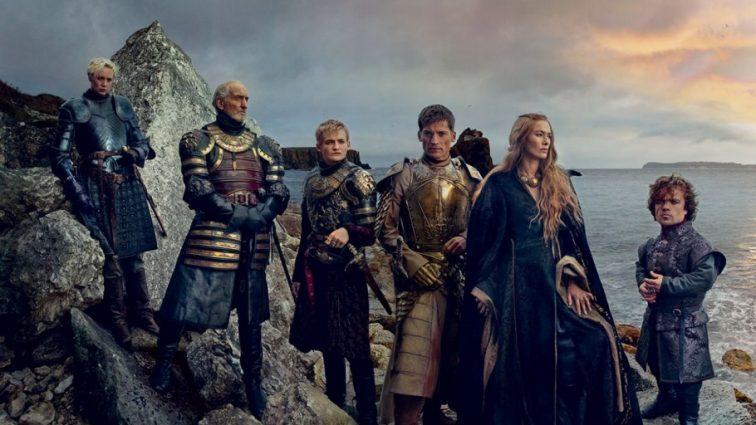 Из-за чего прервут сьемки восьмого сезона «Игры престолов»