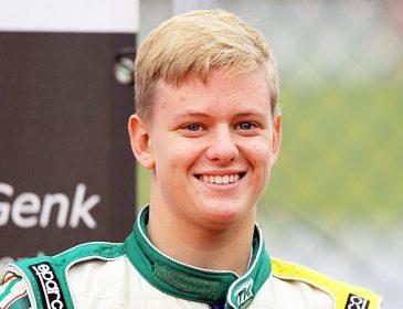 Сын известного гонщика мечтает попасть в Формулу-1