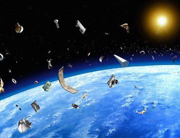 Кто засоряет космос?