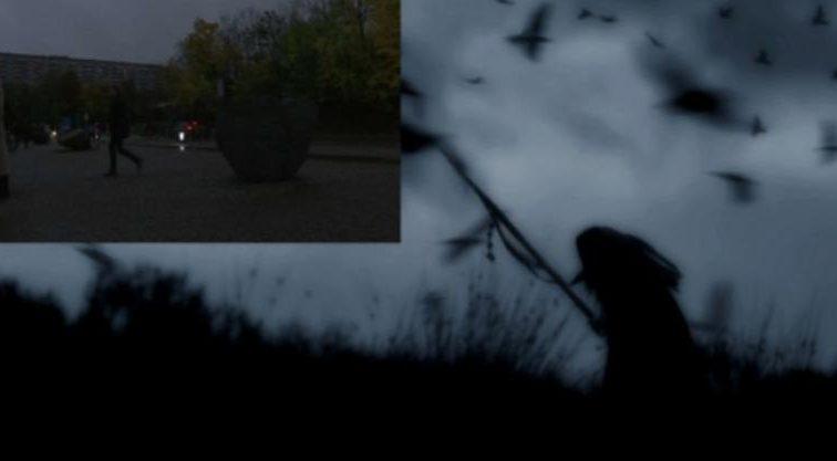 Необъяснимое явление в Швеции: внезапная тьма полностью накрыла Стокгольм