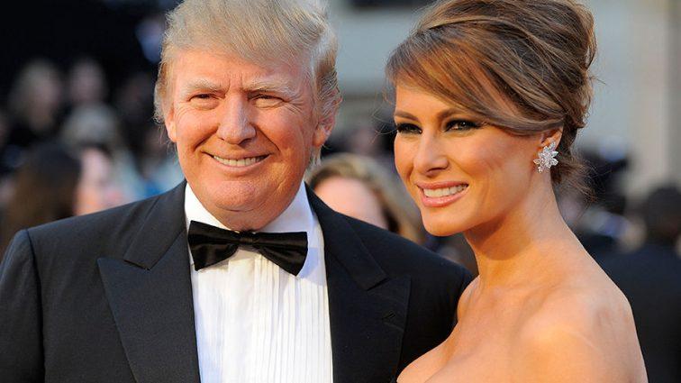Меланье Трамп припомнили унижения в браке