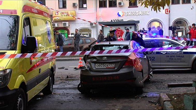 Массовая автоавария: есть жертвы