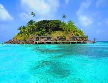 Тихоокеанские острова под угрозой исчезновения