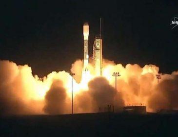 Новейший метеоспутник запустили на орбиту