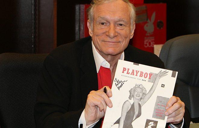 После смерти Хью Хефнера его журнал зажил новой жизнью