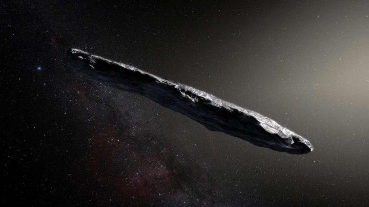 Стивен Хокинг заявил, что к Земле приближается инопланетный корабль