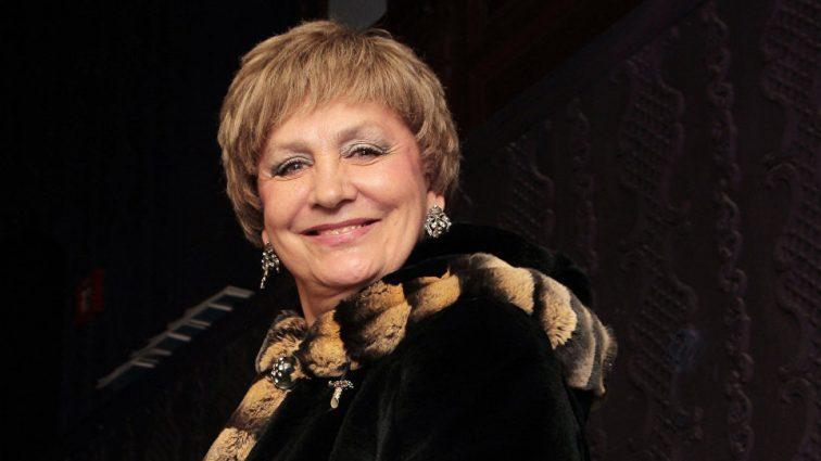 70-летняя известная ведущая Татьяна Судец вышла в свет с молодым кавалером. А вы видели эту пару?