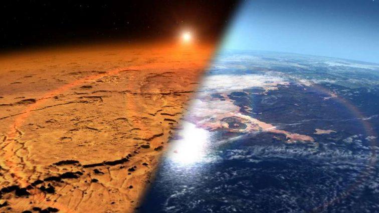 На Марсе человек сможет дышать, — грузинские ученые