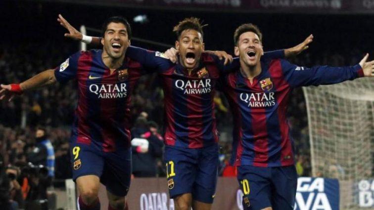 Месси призвал Неймара вернуться в Барселону