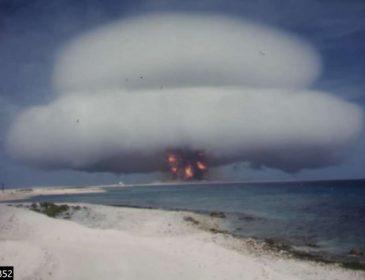 США рассекретили испытания термоядерного оружия