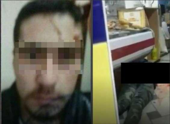 В России парень прямо в магазине зарезал девушку, нанеся ей 17 ударов. То, что он сделал потом …
