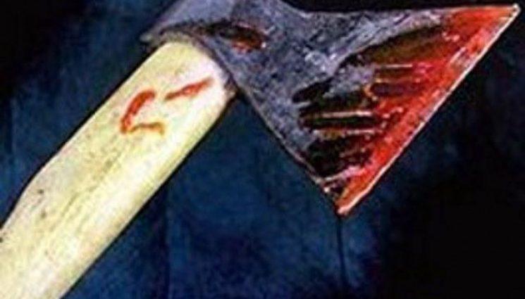 Ревнивец топором отрубил руки своей жене-красавице (фото)