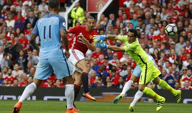 Манчестер Юнайтед устроил массовую драку после поражения от Манчестер Сити