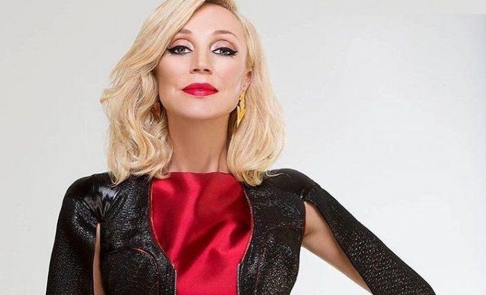«Снежная королева!»: Кристина Орбакайте в роскошном наряде поразила поклонников