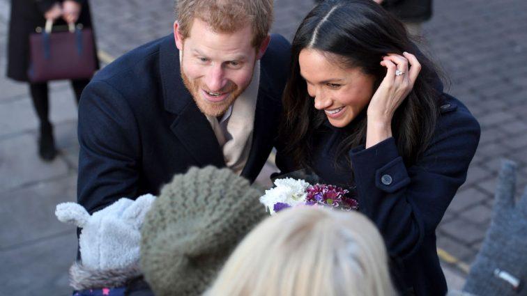Принц Гарри и Меган Маркл объявили дату свадьбы