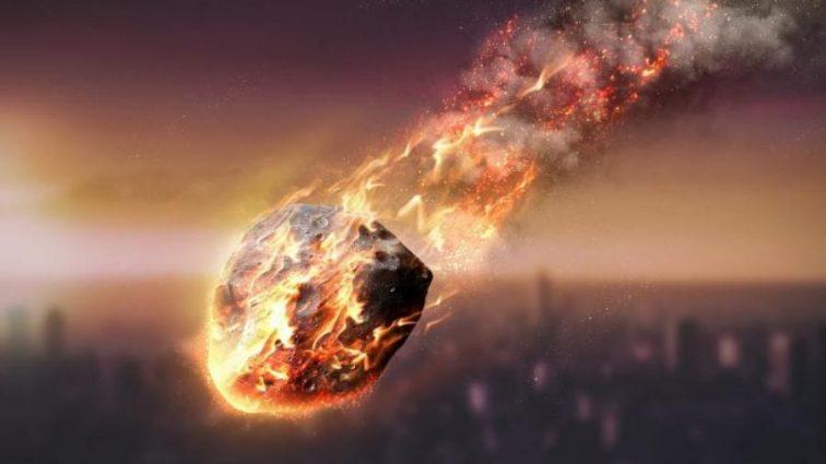 Срочно! К Земле несется гигантский астероид, возможна катастрофа