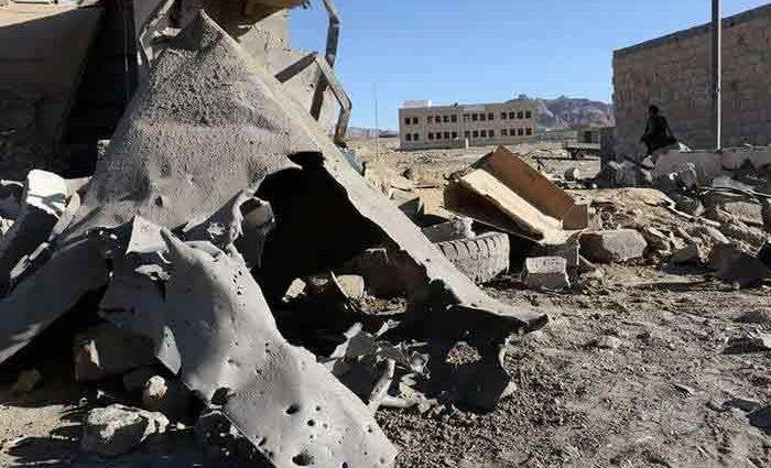 Более двух десятков убитых и полсотни раненых: На многолюдный  рынок сбросили бомбу