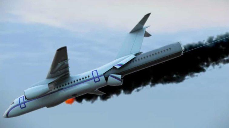 Разбился пассажирский самолет, на борту было 25 человек…