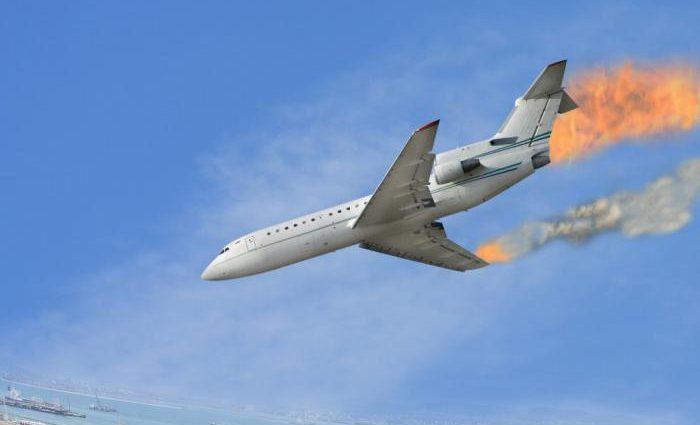 СРОЧНО! В самолет попала молния. На борту было 100 человек