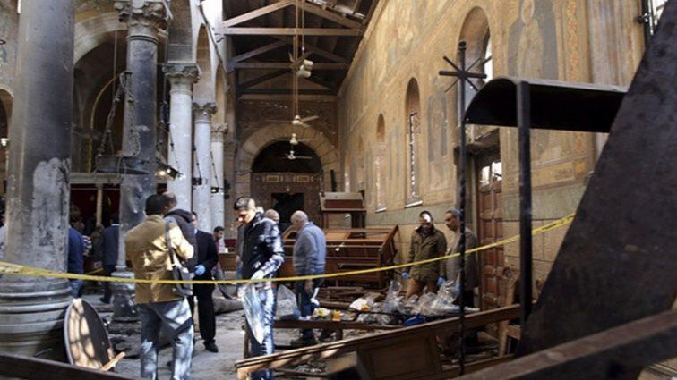 «Для них нет ничего святого»: Теракт в церкви унес жизни детей