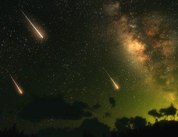 Последний в этом году: вы сможете наблюдать самый мощный звездопад