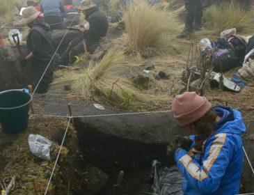 Археологи Мексики обнаружили мир ацтеков на дне вулканического озера