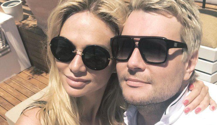 Невеста Николая Баскова созналась, почему опубликовала интимные фото многих российских знаменитостей
