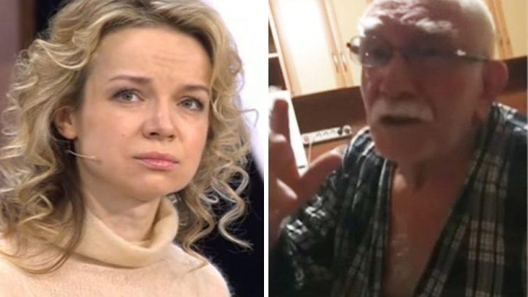 «Такого неслучится, если тебя дома любят» — Цымбалюк-Романовская заявила, что Джигарханян довел свою дочь до самоубийства