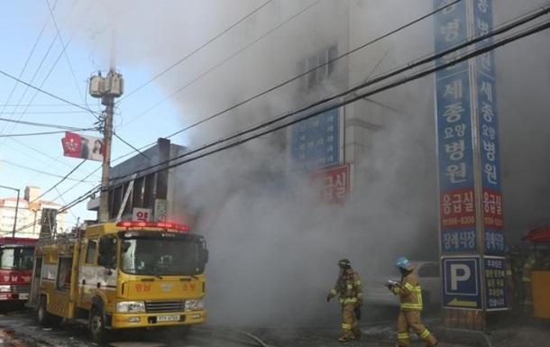 Страшный пожар в больнице: есть погибшие