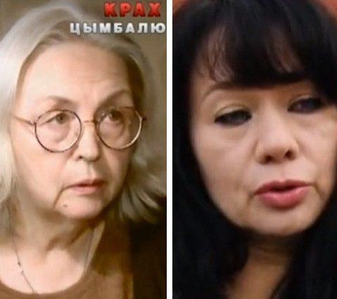 Первая жена Джигарханяна поставила на место подругу Цымбалюк-Романовской