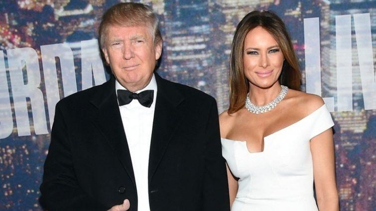 Не удалось скрыть некоторые факты: Меланья Трамп бросила мужа из-за измен с звездой из взрослых фильмов