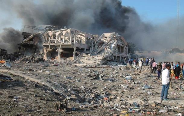 Серия разрушительных терактов: есть десятки погибших и раненых