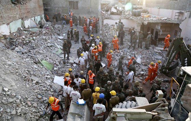 «Уже 18 тел мы смогли вытащить на поверхность»: на свадьбе случился мощный взрыв
