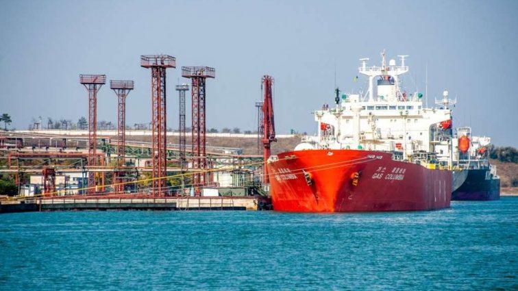 ТОП — 10 самых больших портов мира
