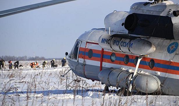 «Так, контролируем все!»: появилась расшифровка разговоров перед крушением Ан-148