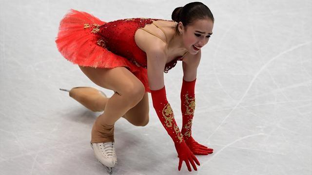 «Упала три раза»: что случилось с олимпийской чемпионкой Алиной Загитовой