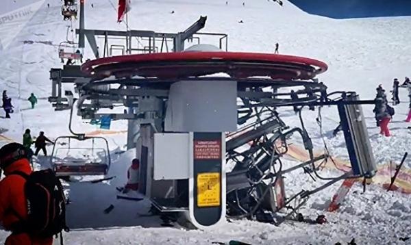 Жуткая авария на горнолыжном курорте: стали известны детали