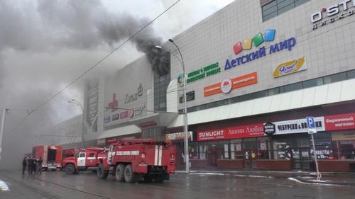 Трагедия в Кемерово: количество жертв возросло