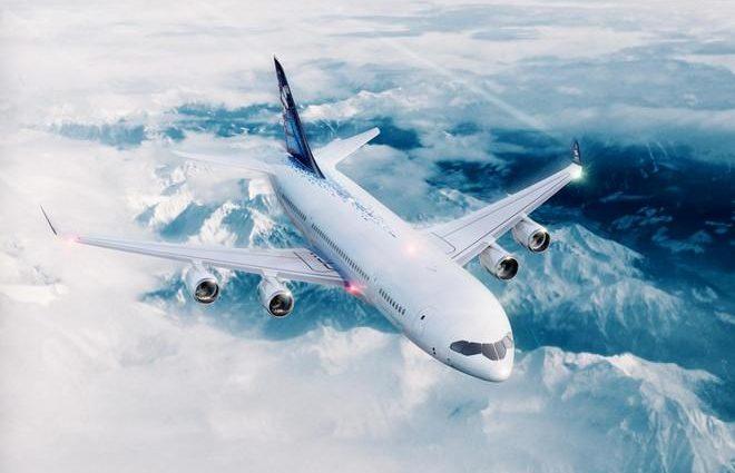 В аэропорту на взлётно-посадочной полосе столкнулись два самолёта